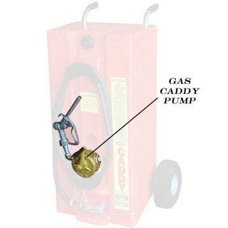 Todd Automotive 240 02 28 Gallon Top Bung Gas Caddy Pump Kit Automotive