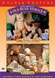 Old Bear Stories Happy Birthday Old Bear/Fun & Games Anton Rodgers, Kevin Griffiths, Nick Follows, Peter Gillbe, Richard Randolph, Jane Hissey Movies & TV
