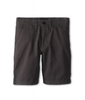 Hurley Kids One Only Twill Short Boys Shorts (Gray)