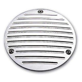 Pro One Ball Milled Chrome Billet Derby Cover for Harley Davidson 1970 1998 Big Twin Models