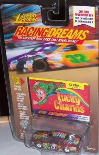 JOHNNY LIGHTNING RACING DREAMS CEREAL SERIES 164 DIE CAST LUCKY CHARMS VEHICLE Toys & Games