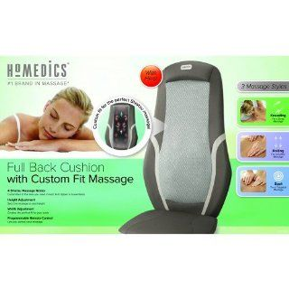 HoMedics MCS 490H Full Back Cushion with Custom Fit Massage Health & Personal Care