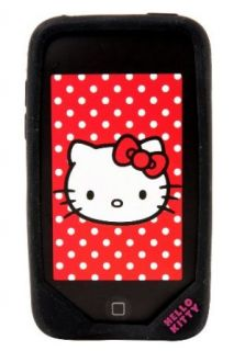 Hello Kitty Black iPhone Case Clothing