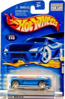 #2000 243 Deora 2 Collectible Collector Car Mattel Hot Wheels 164 Scale Toys & Games