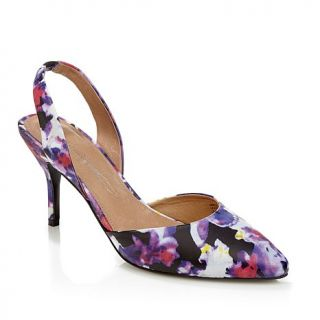 "Hal Rubenstein The ""Orchidia"" Floral Print Slingback Pump"