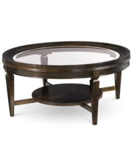 Park West Round End Table   Furniture