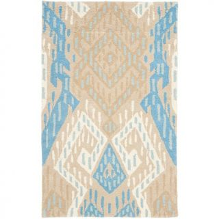 Safavieh Wyndham Beige and Blue Rug
