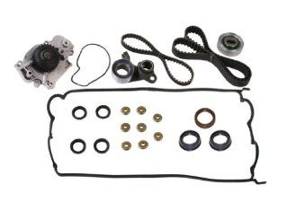 Evergreen TBK226VCT Honda H22A VTEC Timing Belt Kit w/ Valve Cover & Water Pump Automotive