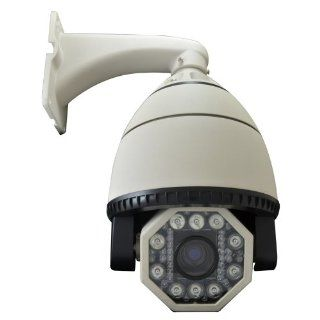 Avemia CMSW221 Indoor/Outdoor Speed Dome Camera with 27x Optical Zoom  Bullet Cameras  Camera & Photo