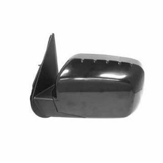 LEFT MIRROR (DRIVER SIDE) FOR 2006 2009 HONDA RIDGELINE (READY TO PAINT, POWER, HEATED)   4820042 Automotive