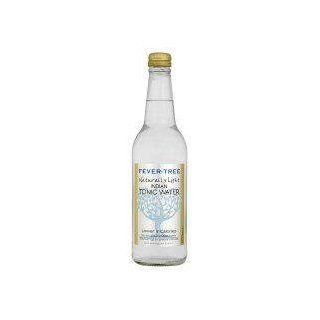 Fever Tree Naturally Light Indian Tonic Water 500ML  Cocktail Mixes  Grocery & Gourmet Food