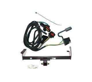 Class 3 Trailer Hitch & Wiring for 2003 2004 Dodge Dakota Pickup Automotive