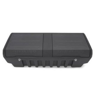 GM # 19166992 Pickup Storage/Tool Box   Full Width   Dark Gray with Hummer Logo Automotive