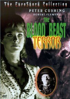 The Blood Beast Terror (The EuroShock Collection) Peter Cushing, Robert Flemyng, Wanda Ventham, Vanessa Howard, David Griffin, Glynn Edwards, William Wilde, Kevin Stoney, John Paul, Russell Napier, Roy Hudd, Leslie Anderson, Stanley A. Long, Vernon Sewell