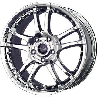 "Liquid Metal Venom Series Chrome Wheel (17x7.5""/5x115mm) Automotive"