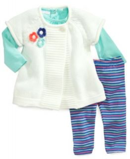 Carters Baby Girls 2 Piece Bodysuit & Pants Set   Kids