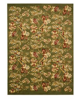 MANUFACTURERS CLOSEOUT Safavieh Area Rug, Lyndhurst LNH326 Sage 5 3 x 7 6   Rugs