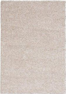 Home Dynamix Lexington L04 185 39 Inch by 55 Inch Area Rug, Beige Ivory   Home Dynamix Shag