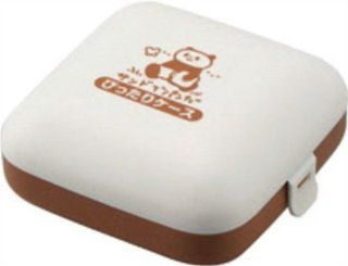 Akebono industry Sand de Panda Sandwich Fit Case, Brown (RE 183) Lunch Boxes Kitchen & Dining