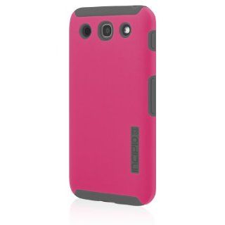 Incipio LGE 184 DualPro Case for  the LG Optimus G Pro   1 Pack   Retail Packaging   Pink/Gray Cell Phones & Accessories