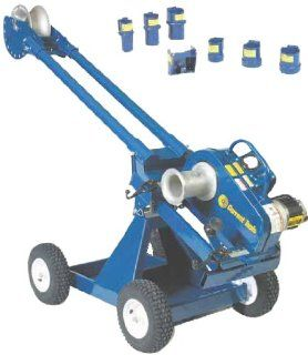 Current Tool 8885 8000 Pound Capacity Mantis Cable Puller Package Basic