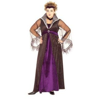 Evil Queen Adult Plus Size Halloween Costume Clothing