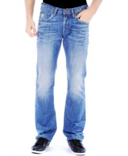 Buffalo David Bitton Driven Basic Sheeba Straight Leg Jeans   Jeans   Men