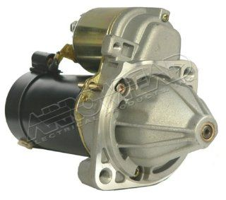 Valeo 1.3 KW Gear Reduction Starter Mercedes Benz C and SLK Class 2.3L D6RA168 Automotive