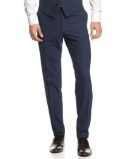 Bar III Suit Separates Midnight Blue Slim Fit   Suits & Suit Separates   Men