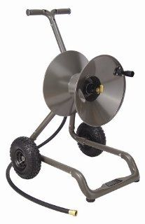 Rapid Reel 150 Foot Two Wheel Cart Hose Reel GH164 CT (Discontinued by Manufacturer)  Garden Hose Reels  Patio, Lawn & Garden