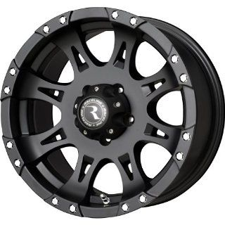 "Raceline Matte Black Wheel (20x9""/8x165.1mm) Automotive"