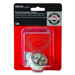 Stens 430 161 Starter Switch Replaces Murray 092377MA Briggs & Stratton 5411H Murray 92377 Patio, Lawn & Garden