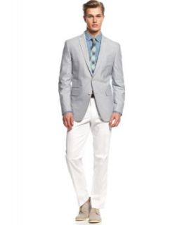 Bar III Carnaby Collection Sport Coat and Dress Pant Slim Fit   Suits & Suit Separates   Men