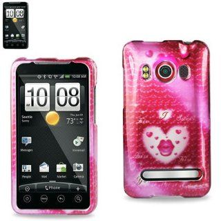 Premium Durable Designed Hard Protective Case HTC EVO 4G (2DPC HTCEVO4G 155) Cell Phones & Accessories