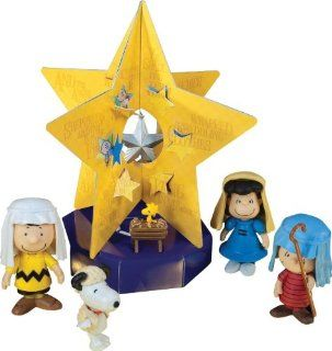 A Charlie Brown Christmas 2012 Peanuts Christmas Countdown Star Advent Calendar Toys & Games