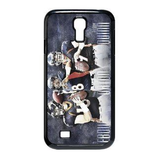 NFL Denver Broncos Inspired Design Plastic Custom Case Design Cases For Samsung Galaxy S4 I9500 s4 NY141 Cell Phones & Accessories
