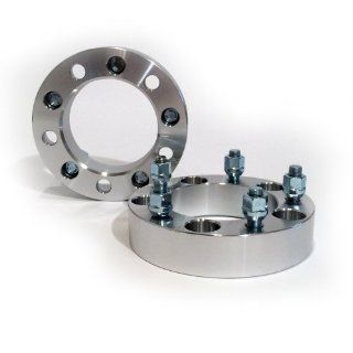 "ATV Engineering 4.0"" 5X5.5 (5x139.7) Wheel Spacers Adapter 1/2""X20 Jeep Ford Dodge WS 5X5.5 2.0 Automotive"