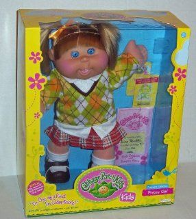 "16"" Cabbage Patch Kids Doll ""Premiere Collection""   Preppy Girl (2011) Toys & Games"