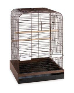 Prevue Hendryx 124COP Pet Products Madison Bird Cage, Copper  Birdcages