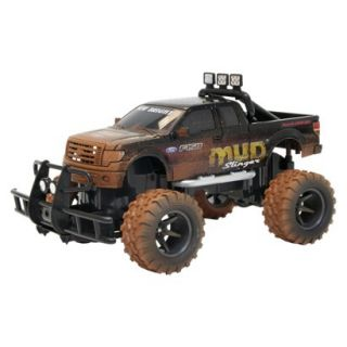 New Bright 115 R/C Full Function Mud Slinger Ford