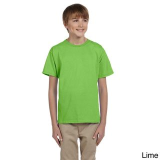 Gildan Youth Ultra Cotton 6 ounce T shirt Gildan Boys' Shirts