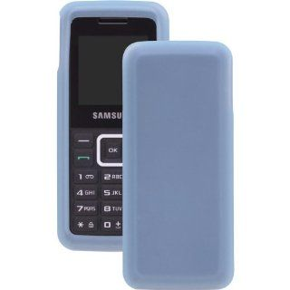 Wireless Solutions Gel Case for Samsung SGH T119   Blue Cell Phones & Accessories