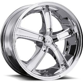 VCT WHEELS MASSINO CHROME 5X112 +40   18X7.5 Automotive
