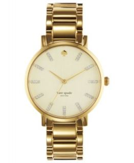 Michael Kors Womens Gramercy Gold Tone Stainless Steel Bracelet Watch 45mm MK5723   Watches   Jewelry & Watches