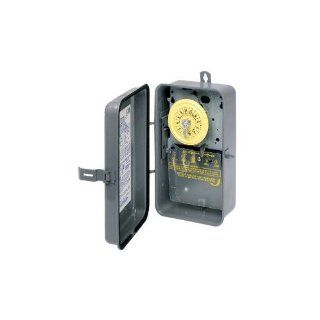 Intermatic   Intermatic T106R Pool Timer 220V Dual Speed Pumps Computers & Accessories