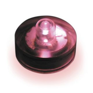 LED Lights Submersible   Pink (12 Ct)