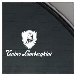 Lamborghini Decal Logo Bull Car Truck Window Sticker   Themed Classroom Displays And Decoration