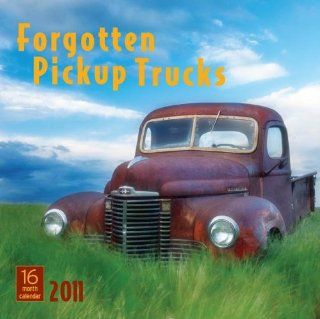 2011 Pickups Classic Trucks Calendar Moseley Road Publishing 9781592586172 Books