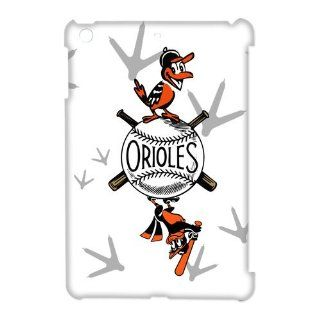 Unique Design Baltimore Orioles Ipad Mini Case MLB Baltimore Orioles Team Logo Cover Protective Hard Ipad Mini Case Computers & Accessories
