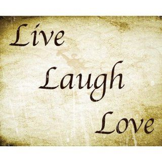 Live Laugh Love Removable Decal   Nursery Wall Decor
